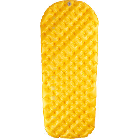 Sea to Summit UltraLight Matelas gonflable XSmall, yellow